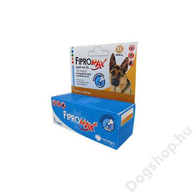 FIPROMAX SPOT-ON DOG XL (40KG-TÓL) 1X