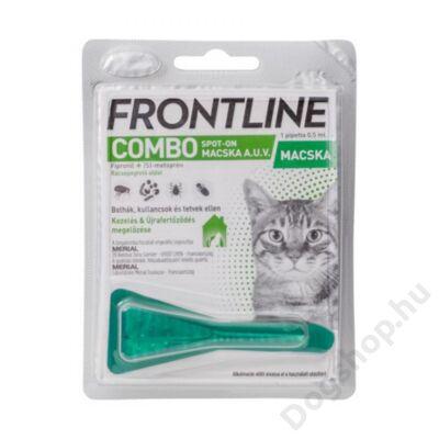 FRONTLINE COMBO MACSKA 1X