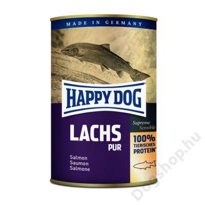 Happy Dog LACHS PUR (Lazac)6x375g