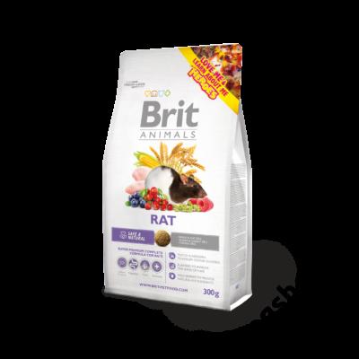 Brit Animals Patkány Eledel 1.5 Kg
