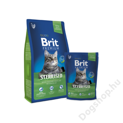 Brit Premium Cat Sterilised 1,5kg